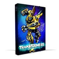 Karton P + P na zošity A4 Transformers - Dosky