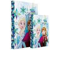 Karton P + P na zošity A4 Frozen - Dosky