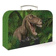 Karton P+P Lamino Junior T-rex - Detský kufor