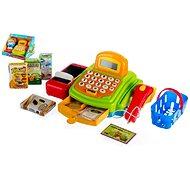 Teddies Pokladňa digitálny - Kreatívna hračka