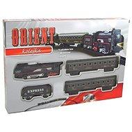 Teddies Orient Vlak - Vláčik