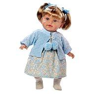Teddies Bábika voňajúce Arias - modré šaty - Bábika