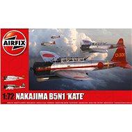 "Airfix Model Kit A04060 lietadlo - Nakajima B5N1 ""Kate"" - Plastový model"