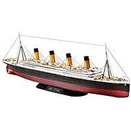 Revell Model Kit 05210 loď - RMS Titanic - Plastový model