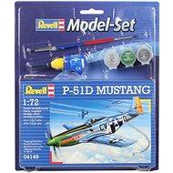 Revell Model Set 64148 lietadlo - P-51D Mustang - Plastový model