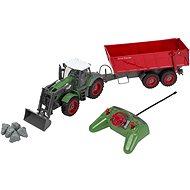 RC traktor s vlečkou - RC model