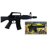Samopal policajné čierny - Detská zbraň