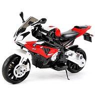 BMW S1000 červená - Elektrická motorka