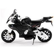 BMW S1000 čierna - Elektrická motorka