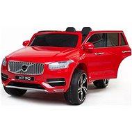 Volvo XC90 červené - Elektrické auto