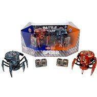 Hexbug Bojoví pavúky 2.0 Dual pack - Micro-robot