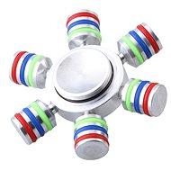 Spinner Dix FS 1040 silver - Hlavolam