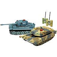 Súprava Bojujúcich Tankov - RC model