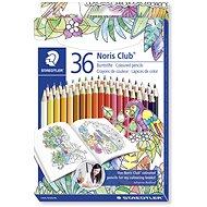 Staedtler Noris Club 36 barev - Pastelky