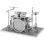 Metal Earth Drum Set - Kovový model