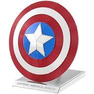Metal Earth Marvel Captain America Shield - Kovový model