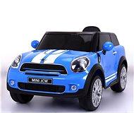 Mini Paceman JCW – modré - Elektrické auto