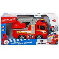 Dickie Auto Happy hasičské 25 cm - Auto