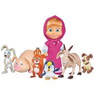 Simba Máša a medvěd Máša a její zvířecí kamarádi - Bábika