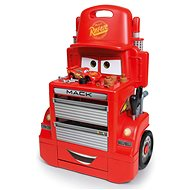 Smoby Cars 3 Pojízdná dílna Mac Truck - Príslušenstvo
