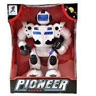 Vesmírný robot baterie - Robot