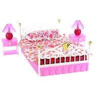 Glorie Ložnice - Nábytok pre bábiky