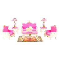 Glorie Obývák Deluxe - Nábytok pre bábiky