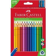 Faber-Castell Pastelky Jumbo, 30 Barev - Pastelky