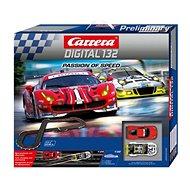Carrera D132 30195 Passion of Speed - Autodráha