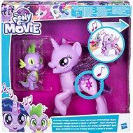 My Little Pony Hracia súprava so spievajúcou Twilight Sparkle a Spikom - Zvieratko