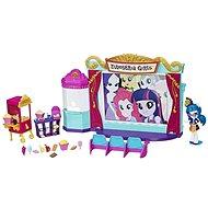 My Little Pony: Equestria Girls Tematický hrací set - kino - Herný set