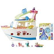 Littlest Pet Shop Výletná loď s 3 zvieratkami - Zvieratko