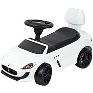 Buddy Toys BPC 5131 Maserati biela - odrážadlo