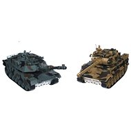 Tank RC 2ks - RC model