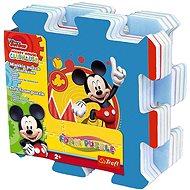 Pěnové puzzle Mickey - Penové puzzle