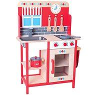 Bigjigs Dřevěná dětská kuchyňka - Herná súprava