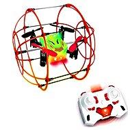 Rolujúci dron
