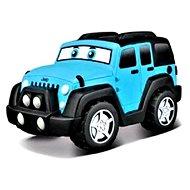Jeep na diaľkové ovládanie