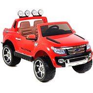 Ford Ranger Wildtrak Luxury – červené lakované - Elektrické auto