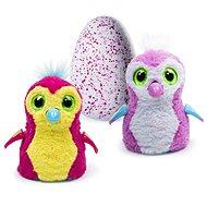 Hatchimals Pengualas ružové - Interaktívna hračka