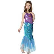 Šaty na karneval - Mořská panna vel. M - Detský kostým
