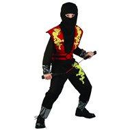 Šaty na karneval – Ninja veľ. M - Detský kostým