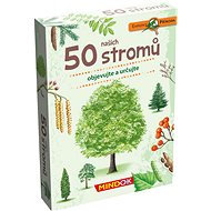 Expedice příroda: 50 stromů - Spoločenská hra