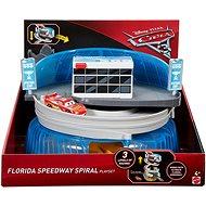 Cars 3 Florida Speedway garáž - Herná súprava