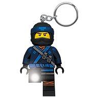 LEGO Ninjago Jay svietiaca figúrka - Svietiaca kľúčenka
