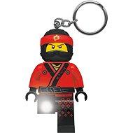 LEGO Ninjago Kai svietiaca figúrka - Svietiaca kľúčenka