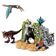 Schleich Dinosaury v jaskyni, herná súprava - Herná súprava