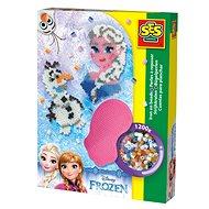 SES Frozen - zažehlovací korálky - Kreatívna súprava