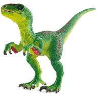 Schleich Prehistorické zvířátko - Velociraptor s pohyblivou čelistí a pažemi