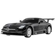 Mercedes Benz SLS AMG GT3 1:24 černý